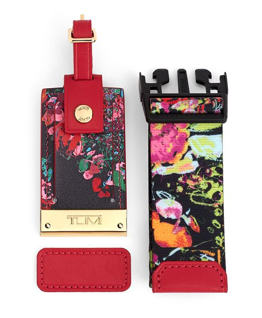 Personalization Kit in Collage Floral