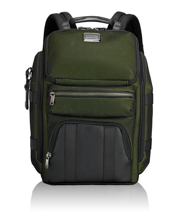Tyndall Utility Backpack in Reflective Tundra
