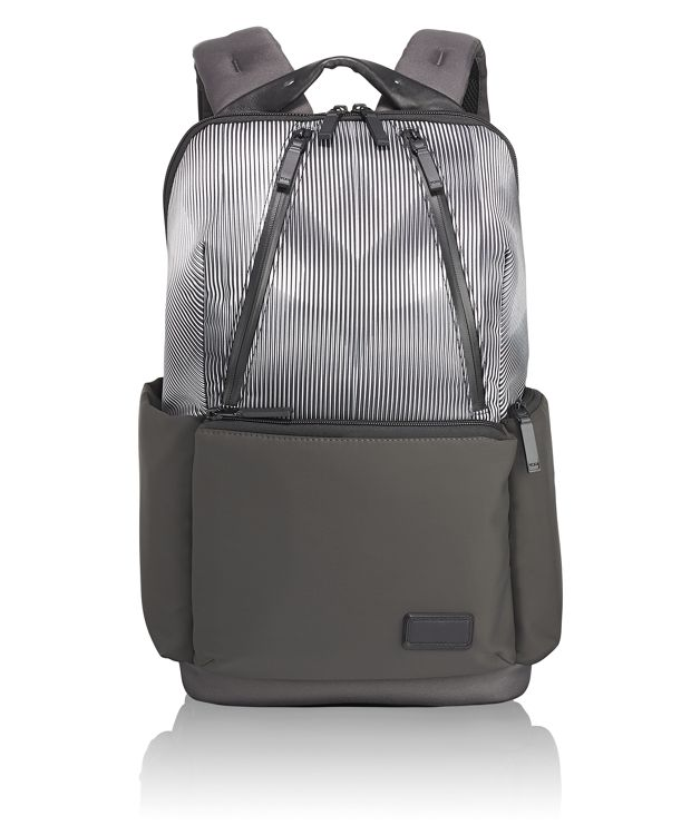 Lakeview Backpack in Digital Tide