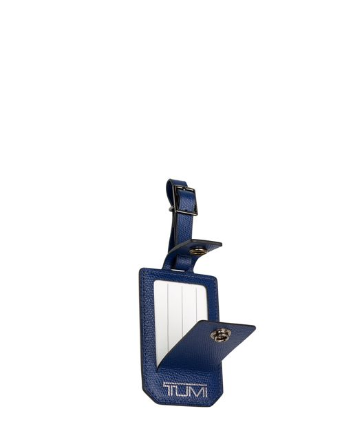 LUGGAGE TAG Blue - large | Tumi Thailand