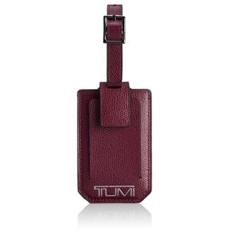 Luggage TAG Maroon - medium | Tumi Thailand