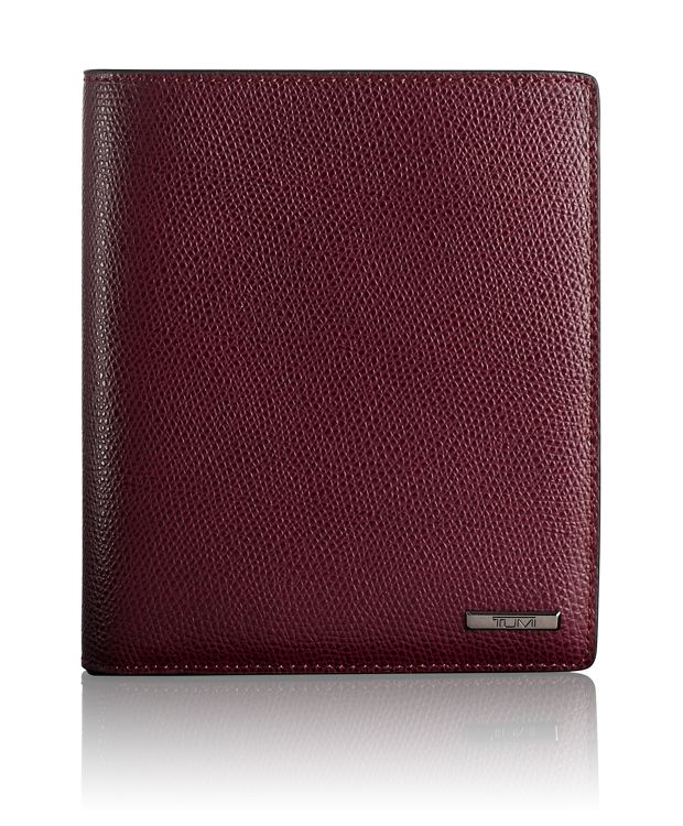 Passport Case in Maroon