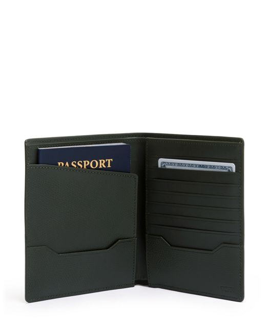 PASSPORT CASE Green - large | Tumi Thailand