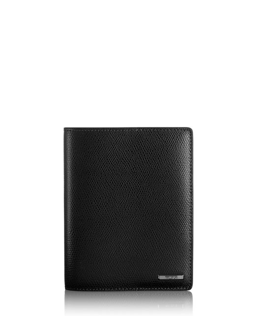 Passport Cover in Black