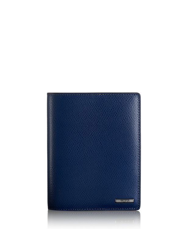 Passport Cover in Blue