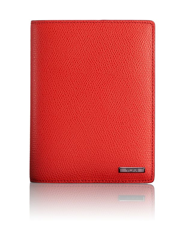 Passport Cover in Ember