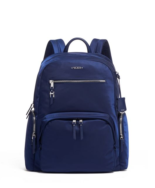 Carson Backpack in Ultramarine