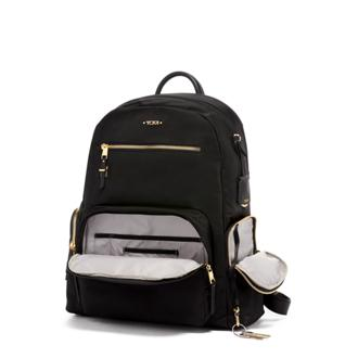 51d0d3037 Carson Backpack in Black; Carson Backpack in Black ...