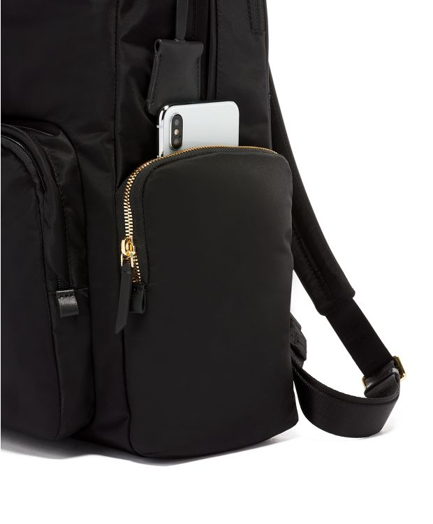 Black Carson Backpack