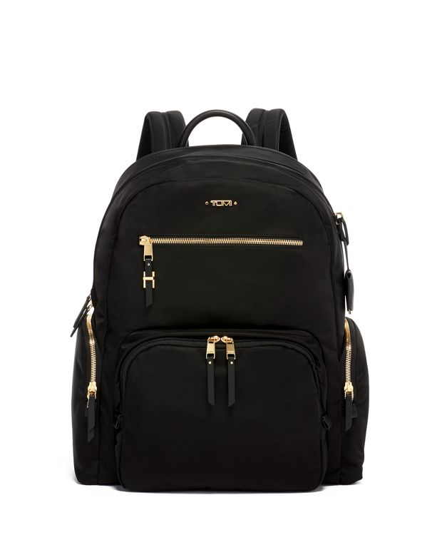 Carson Backpack in Black