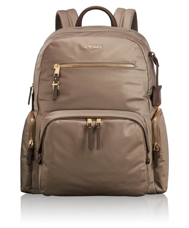 Carson Backpack in Fossil