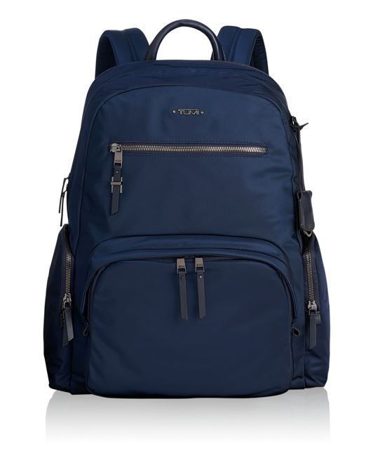 Carson Backpack in Navy