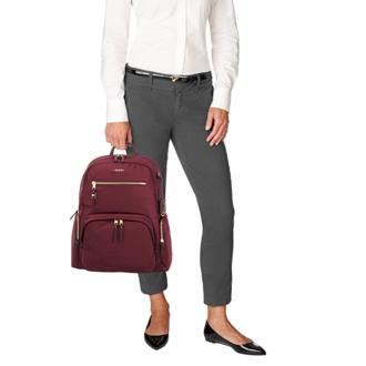 CARSON BACKPACK Maroon - medium | Tumi Thailand