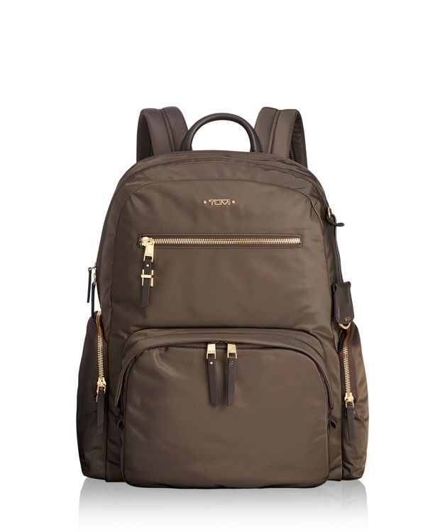Carson Backpack in Mink