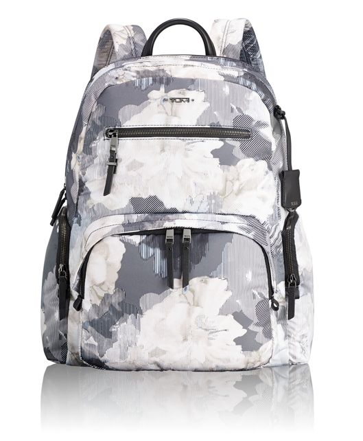 Carson Backpack in Camo Floral