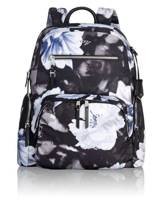 Carson Backpack in Photo Floral