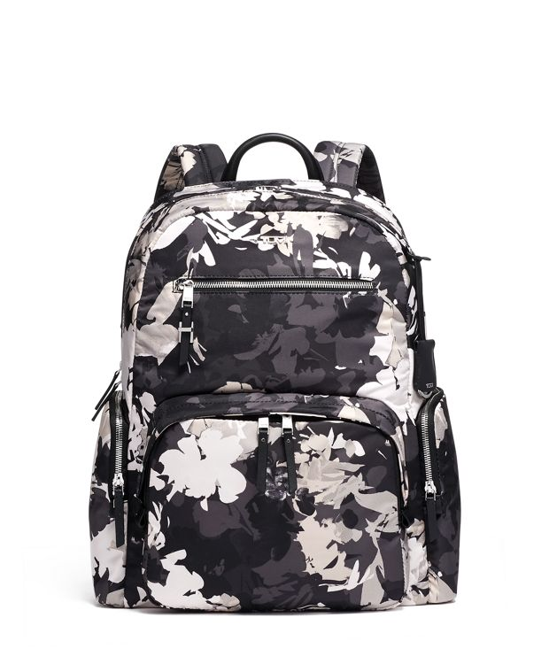 Carson Backpack in African Floral