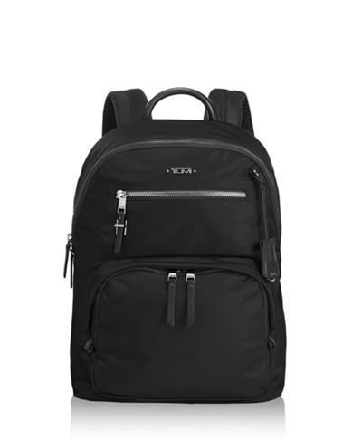 07be913b9290d9 Hagen Backpack - Voyageur - Tumi United States - Black Silver