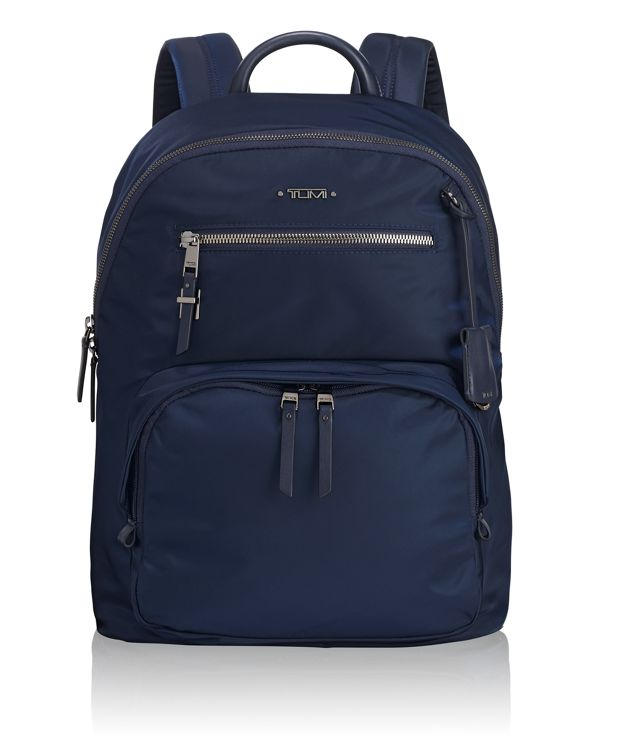 Hagen Backpack in Navy