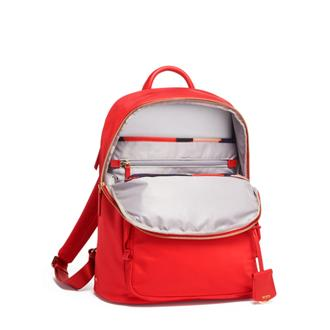 HAGEN BACKPACK Red - medium | Tumi Thailand