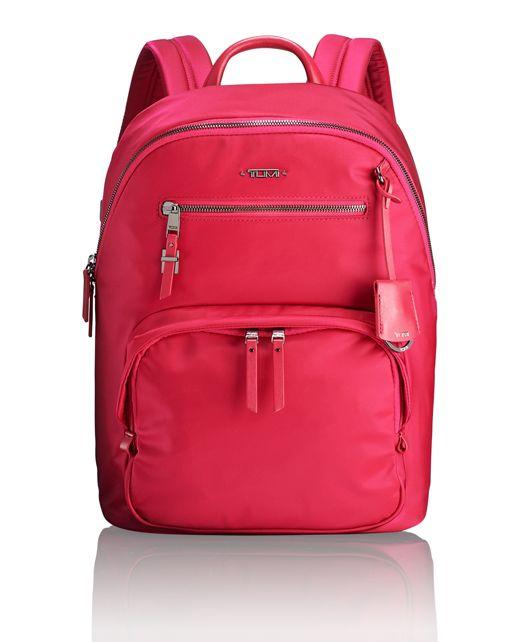 Hagen Backpack in Magenta