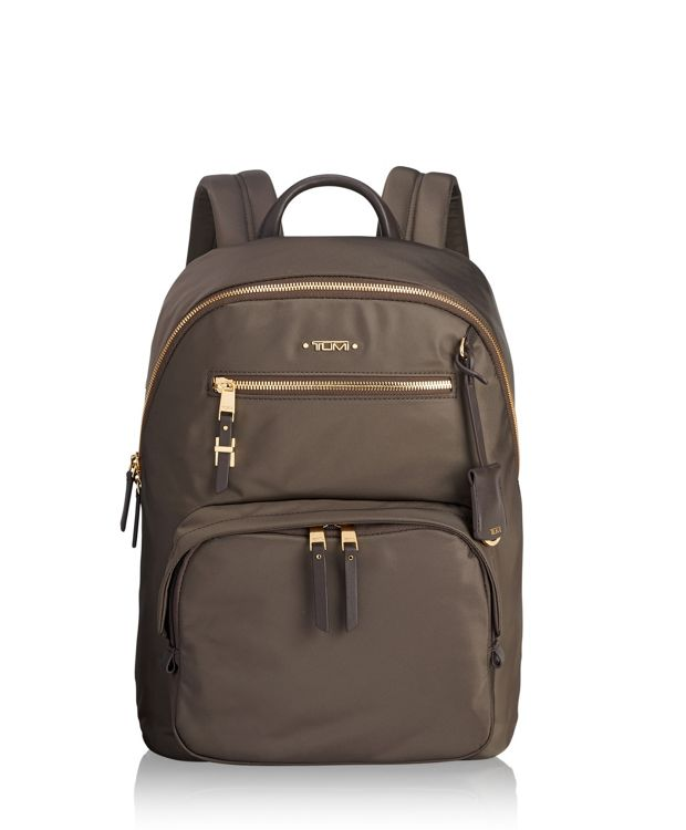 Hagen Backpack in Mink