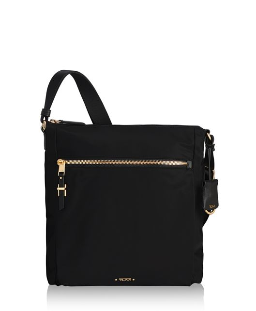 Canton Crossbody in Black