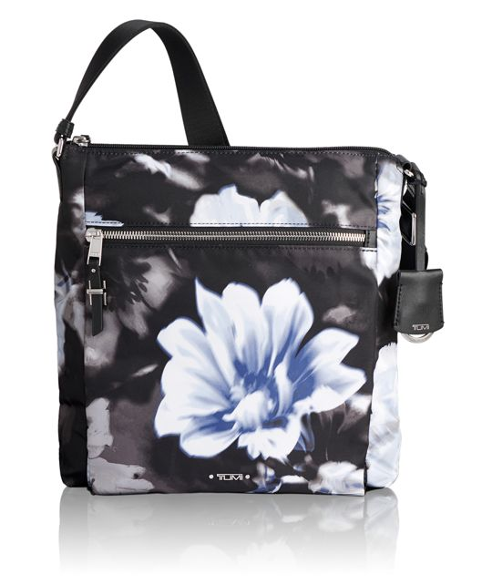 Canton Crossbody in Photo Floral