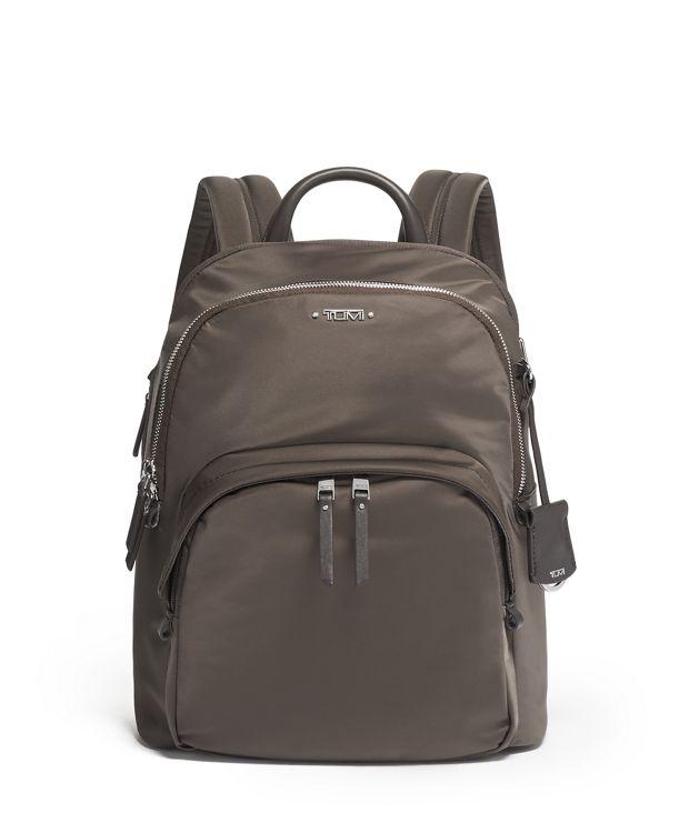 Dori Backpack in Mink/Silver