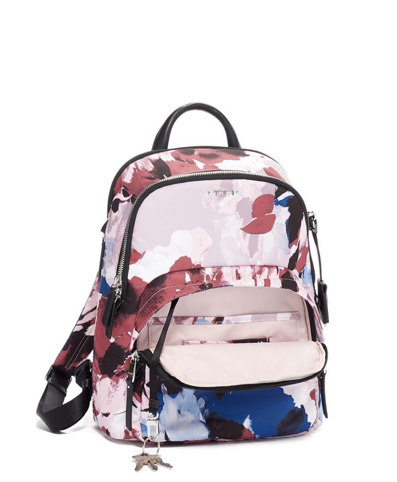 Blush  Floral Dori Backpack
