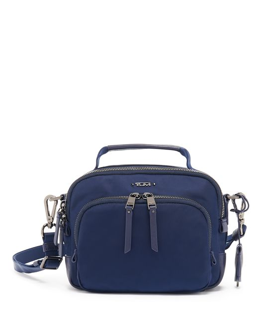 Troy Crossbody in Midnight