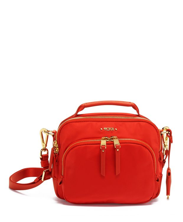 Troy Crossbody in Sunset