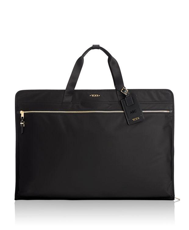Odessa Garment Bag in Black