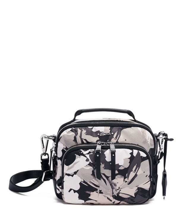 Troy Crossbody in African Floral