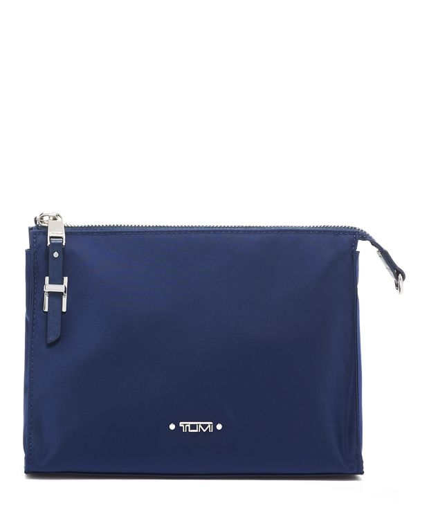 Basel Small Triangle Pouch in Ultramarine