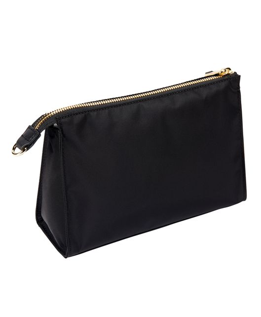 BASEL SM TRIANGLE POUCH Black - large | Tumi Thailand