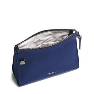 BASEL SM TRIANGLE POUCH MIDNIGHT - medium | Tumi Thailand