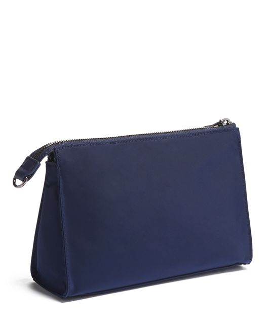 BASEL SM TRIANGLE POUCH MIDNIGHT - large | Tumi Thailand