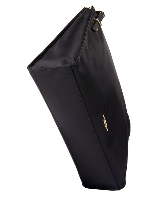 BASEL TRIANGLE POUCH Black - large | Tumi Thailand