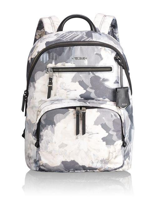 Hagen Backpack in Camo Floral