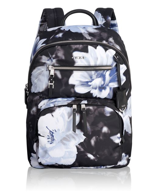 Hagen Backpack in Photo Floral