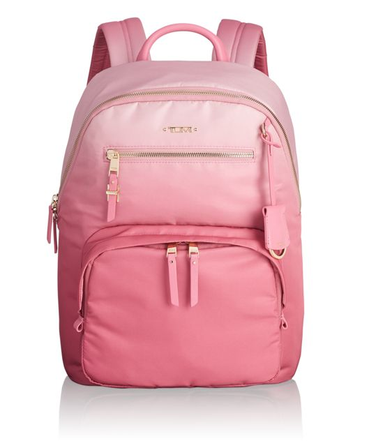 Hagen Backpack in Pink Ombre