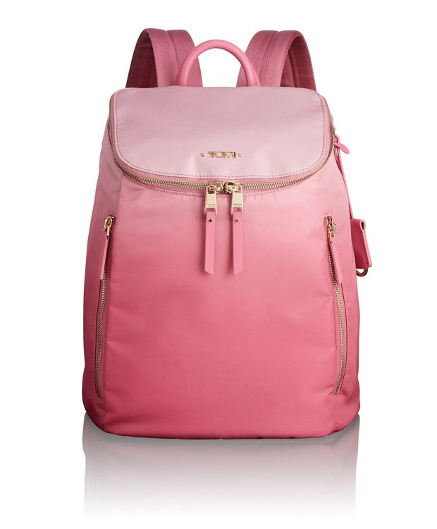 Bryce Backpack in Pink Ombre