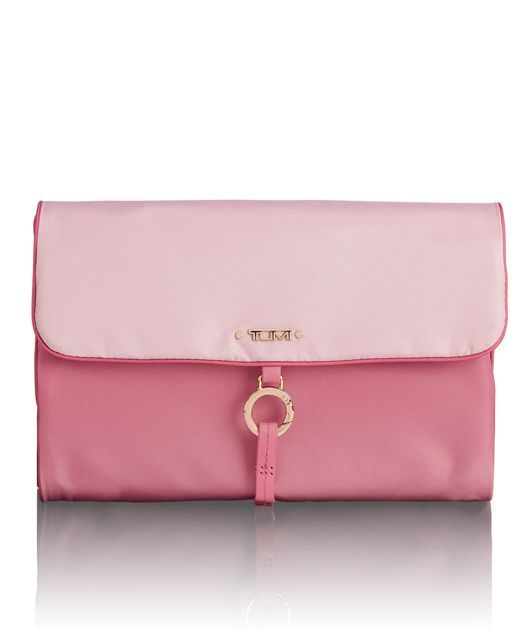 Ennis Jewelry Travel Roll in Pink Ombre