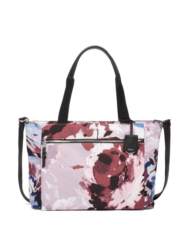Mauren Tote in Blush Floral