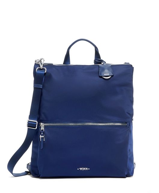 Jena Convertible Backpack in Ultramarine