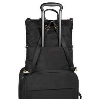 JENA CONVERTIBLE BACKPACK Black - medium | Tumi Thailand