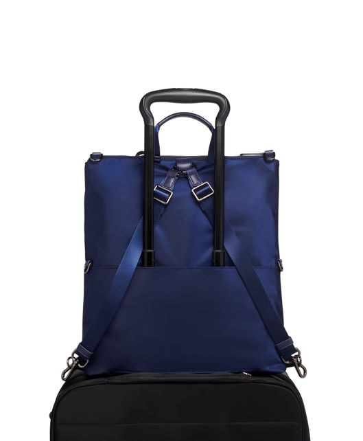 JENA CONVERTIBLE BACKPACK MIDNIGHT - large | Tumi Thailand
