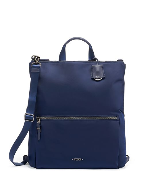 Jena Convertible Backpack in Midnight