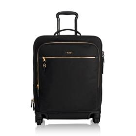 Tres Léger Continental Carry On In Black